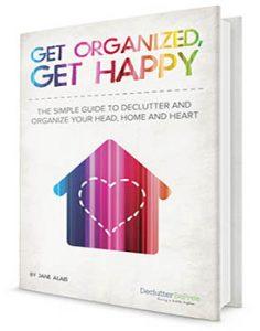 Get Organized Ebook